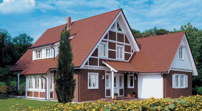norddeutsche architektur fachwerkhaus von haacke haus. Black Bedroom Furniture Sets. Home Design Ideas