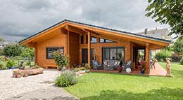 Außenansicht Haus am Oberrhein von Fullwood