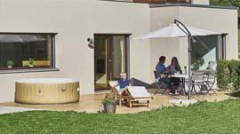 WeberHaus: Eigenheim mit Gemütlichkeitsfaktor