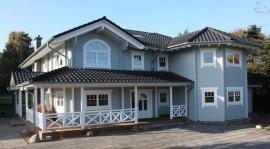 Tirolia Holzhaus nordic haus haus kühling hurra wir bauen