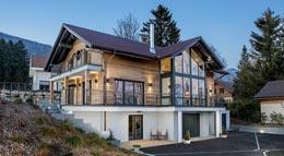 Außenansicht Einfamilienhaus von WeberHaus