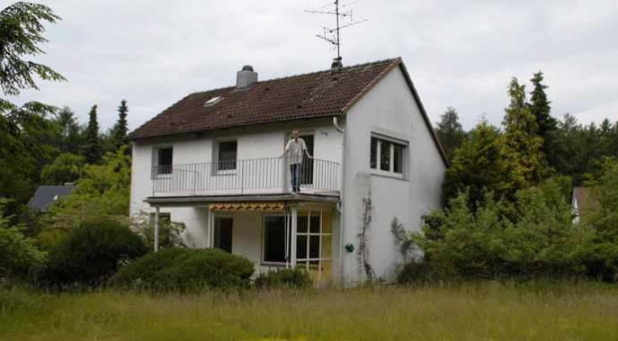 Der frischgebackene Immobilienbesitzer Ross schmiedet seit der Erstbegehung Umbaupläne.