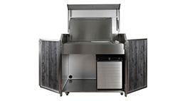 Outdoorküchen von Stengel Steel Concept