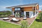 Regnauer Hausbau Haus Oberpframmern Außenansicht