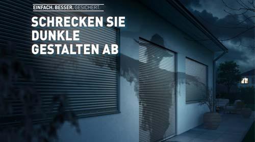 Heroal Einbruchschutz für Fenster und Terrassentüren