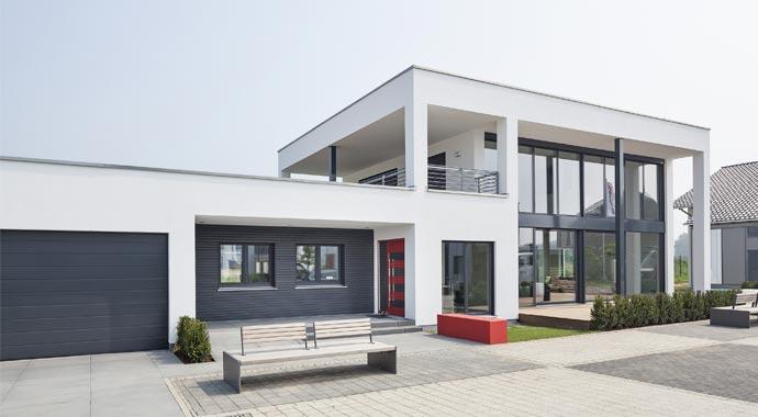 luxhaus musterhaus k ln luxhaus frame. Black Bedroom Furniture Sets. Home Design Ideas