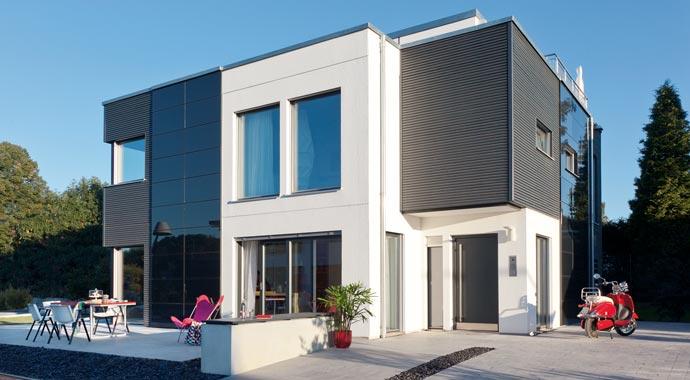 Schw rerhaus einfamilienhaus plan 580 for Einfamilienhaus plan
