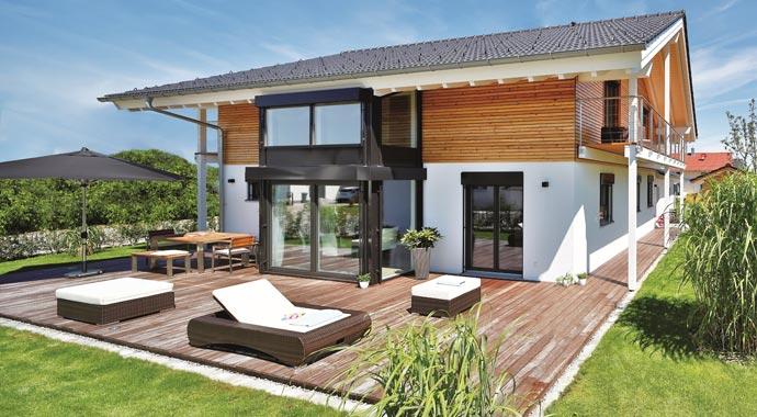 Komforthaus: Haus Oberpframmern von Regnauer