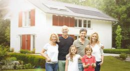 Solares Heizen mit einer Solarthermie-Anlage von Paradigma