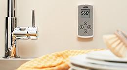 Elektronische Küchen-Durchlauferhitzer DDLE Kompakt 11/13 FB von AEG Haustechnik