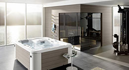 Design-Elementsauna Helo Vario Concept 4.0