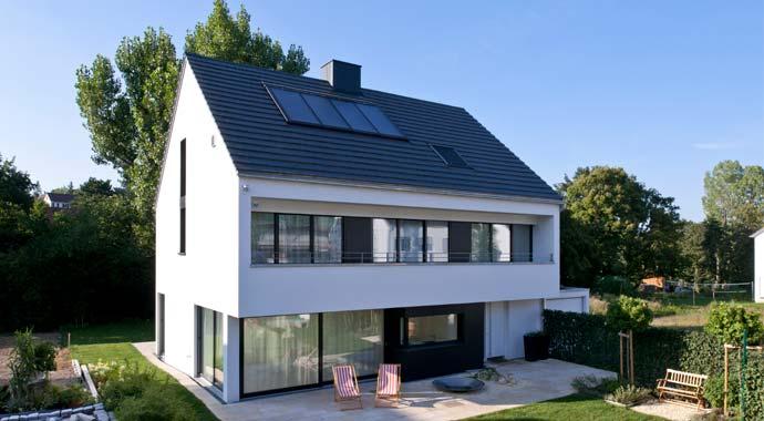 Außenansicht Kundenhaus Killesberg von KitzlingerHaus