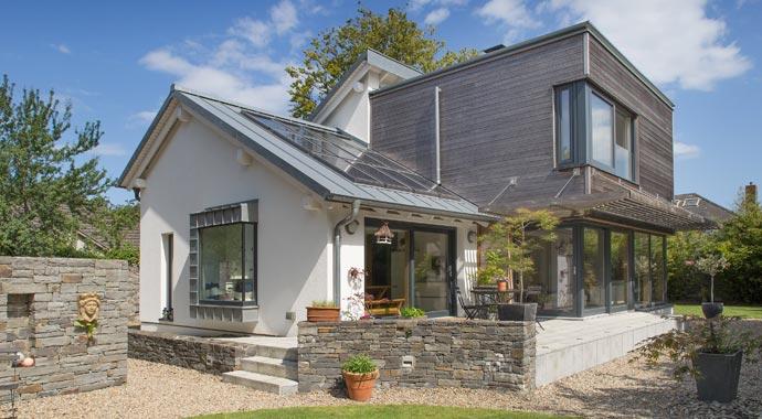 Outdoorküche Weber Haus : Komforthaus mit flachdach bautipps