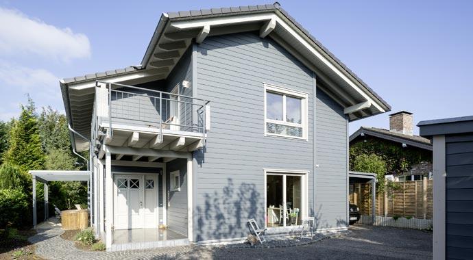 Stommel Haus Kundenhaus Maler