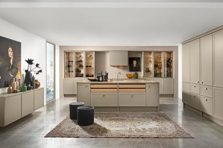 Küchenreihe Neue Klassik von Nolte Küchen