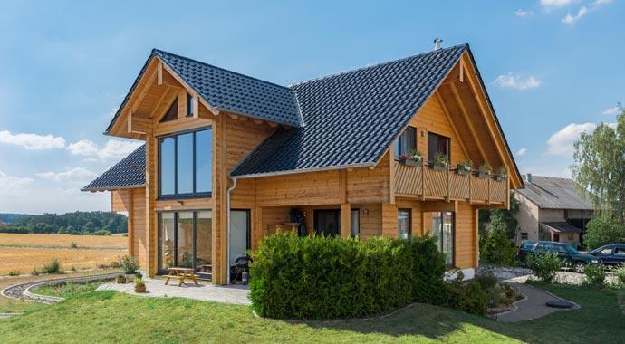 Fullwood Haus Sonnensee Außenansicht