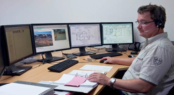 Digitale Bauqualitätssicherung bei Viebrockhaus