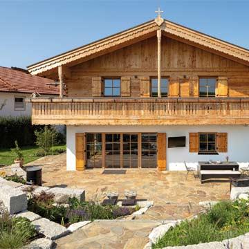 Haus Alois von Regnauer Hausbau