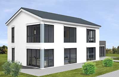Fertighaus Heßdorf musterhäuser ka hurra wir bauen