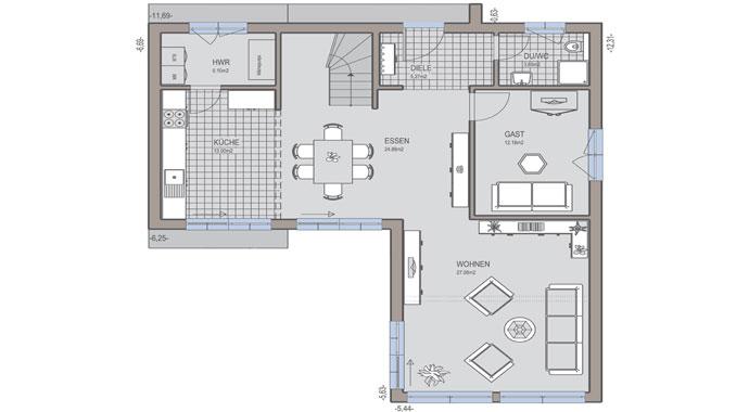 Bau mein Haus: Bauhaus 174