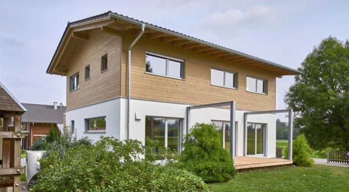 Sonnleitner Concepthaus Casa Vita Außenansicht