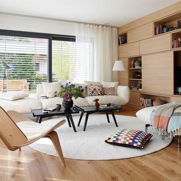 Schöner Wohnen Haus von SchwörerHaus