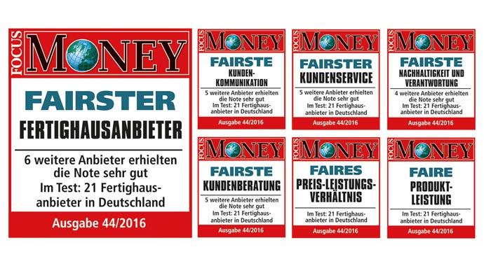 Bien-Zenker gehört zu den fairsten Fertighaus-Anbietern Deutschlands