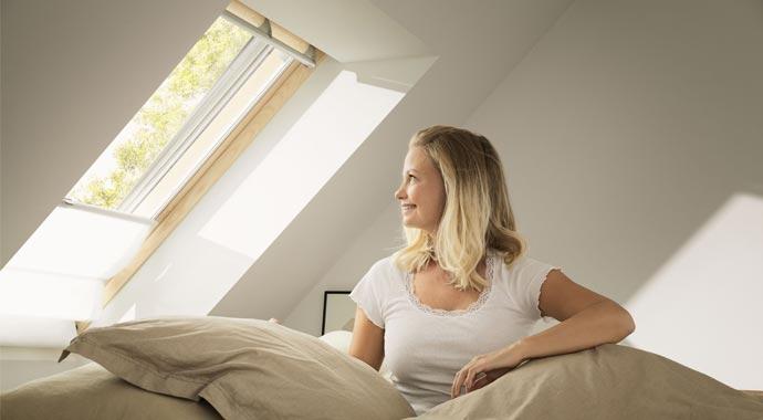 Velux Dachfenster Schallschutz