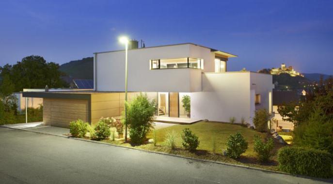 Energiesparhaus Linie 1 Architekten Haus Kolb