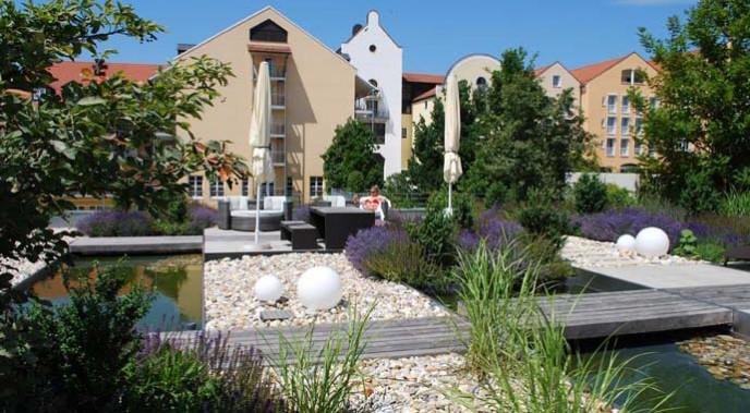 Dachbegrünung | Hurra Wir Bauen Pflanzen Fur Dachbegrunung Dachgarten