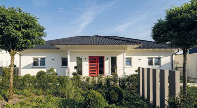 altersgerechter bungalow von fingerhaus. Black Bedroom Furniture Sets. Home Design Ideas