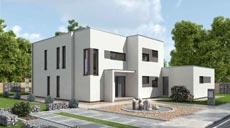 Ytong Bausatzhaus Innovationshaus 240 Außenansicht
