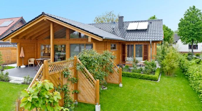 Fullwood Wohnblockhaus Haus Marschland Außenansicht