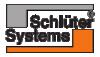 Unternehmenslogo Schlüter-Systems KG