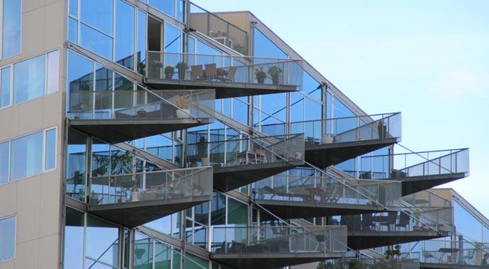 Symbolbild Balkone