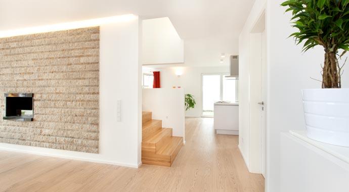 musterhaus fellbach von talbau haus. Black Bedroom Furniture Sets. Home Design Ideas