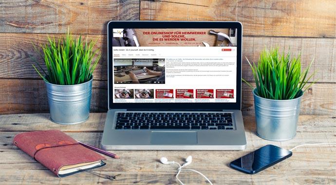 Der YouTube-Kanal der Selfio GmbH bietet Heimwerkern Hilfestellung