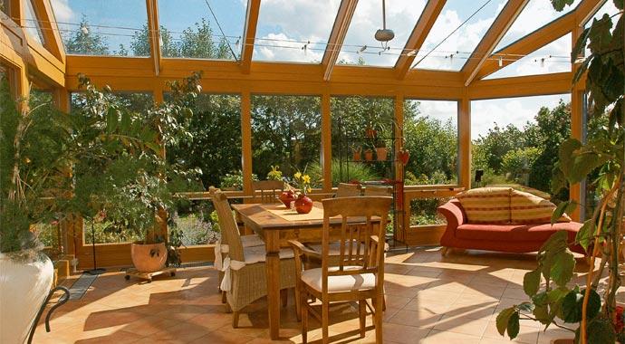 ein wintergarten bietet ihnen interessante perspektiven. Black Bedroom Furniture Sets. Home Design Ideas