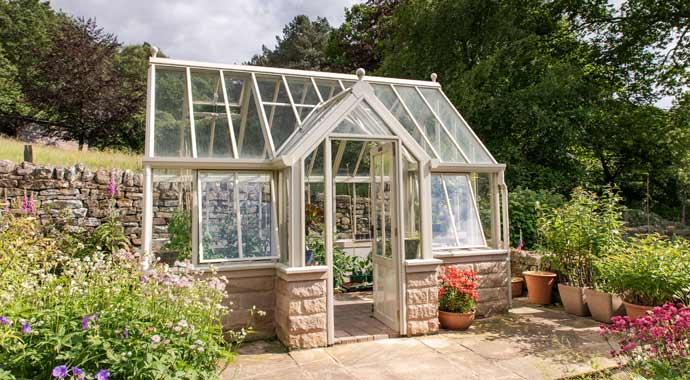 Gartenhaus von Andrew Burford Hartley Botanic