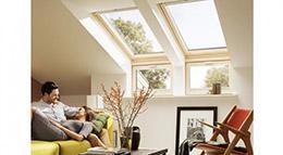 Velux Dachfenster einbauen