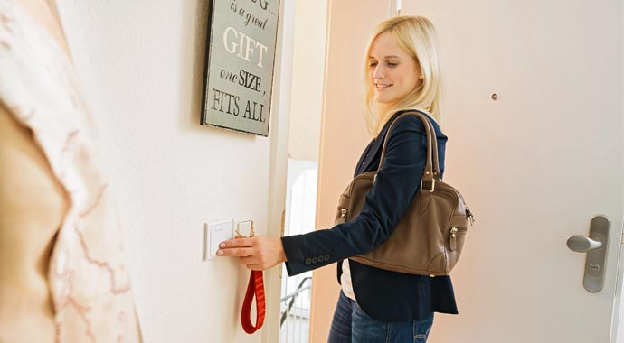 innogy SmartHome Alarmsystem