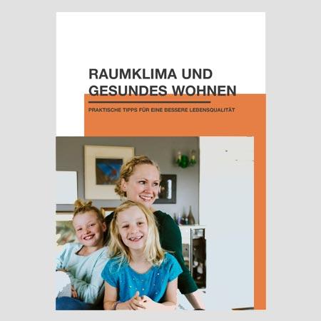 Titel Raumklima und gesundes Wohnen