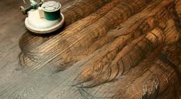 Holzboden-Pflegeöl von Leinos
