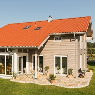 Haus Perlsee von Isartaler Holzhaus