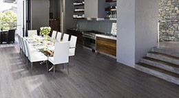 """Die BAUHAUS Laminatböden der """"Mystyle""""-Kollektion geben dem Wohnraum eine von Grund auf tolle Optik."""