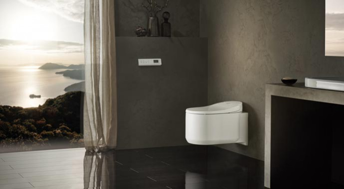 Dusch-WC Grohe Sensia Arena