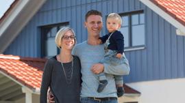 Baufamilie Seifert zeigt ihr Traumhaus