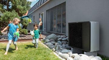 Luft-Wasser-Wärmepumpe Daikin Altherma 3 H HT