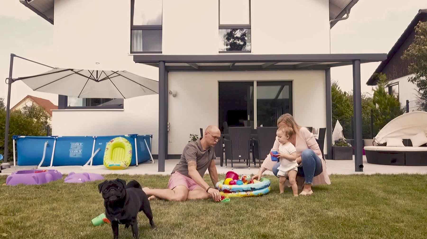 Baufamilie des Monats: SchwörerHaus