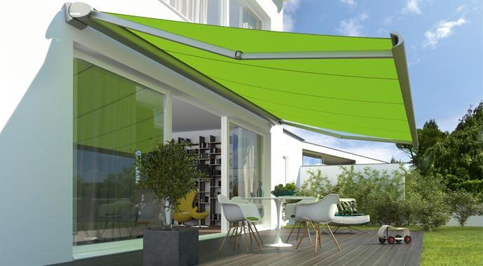 Terrassenmarkise von Weinor